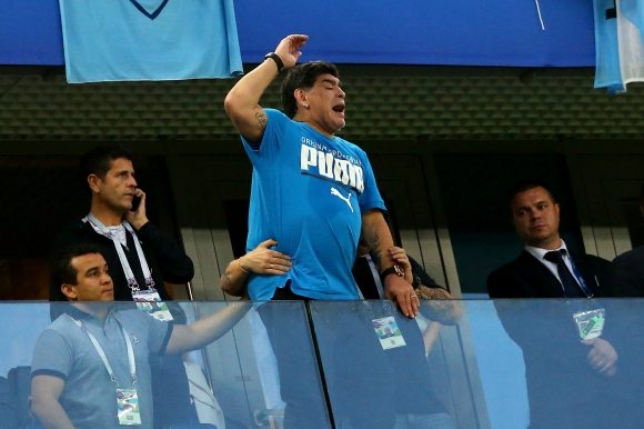 Ибрахимович: Марадона правеше всичко с душа и сърце