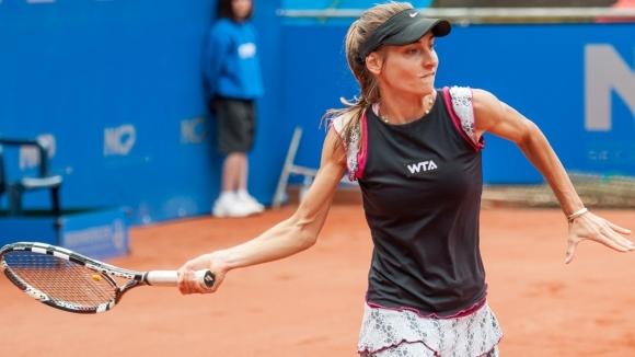 Диа Евтимова отпадна на полуфиналите на двойки в Тунис