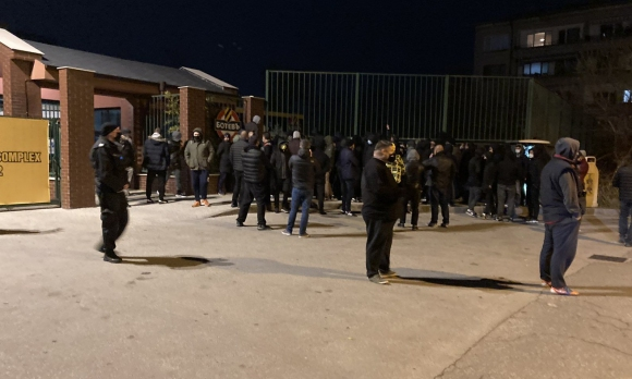Бултрасите се събраха в Коматево, чакат обяснение за...