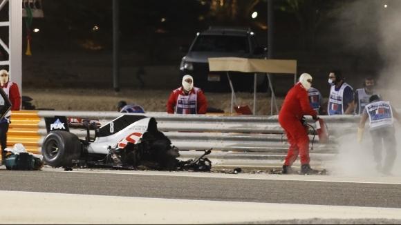 Гледайте на живо битката за Гран При на Бахрейн във...