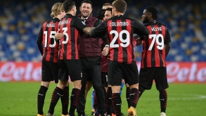 Бонера: Първото място на Милан не е случайно - работим много, за да сме тук