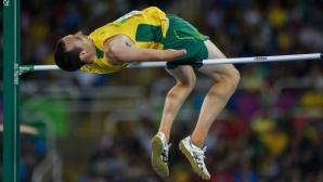 Параолимпийски медалист в скока на височина се отказа от атлетиката на 33