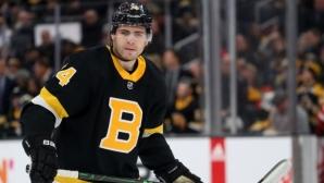 Джейк ДеБръск подписа нов двегодишен договор с Бостън