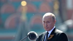 Путин поздрави Медведев за триумфа в Лондон