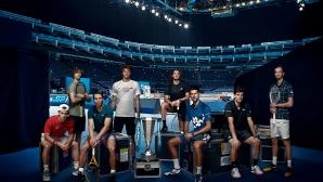 Най-добрите удари и разигравания от Финалния турнир на ATP (видео)