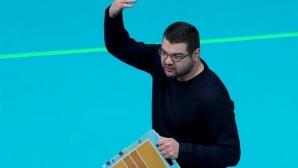 Лазар Лазаров: За нас е чест да сме домакини на такъв турнир от Шампионската лига (видео)