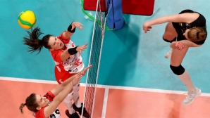 """ВакъфБанк започна с експресна победа срещу  ЛКС Лодз в """"Колодрума"""""""