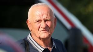 Люпко Петрович се завърна към треньорството