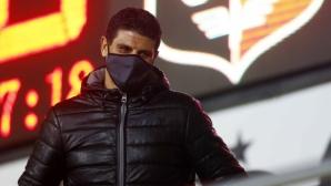 Гонзо: Противоепидемичните мерки в отборите са изключително строги