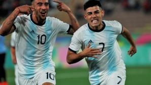 Нова звезда на Аржентина поднови договора си