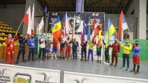 Димо Тониев отпадна в първия кръг на ЕП по бокс в София