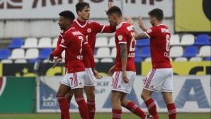 ЦСКА-София се цели в първа победа в Лига Европа