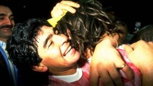 Бивш съотборник на Марадона от Наполи: Никога не се е държал високомерно