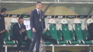 Генчев обясни за катастрофалната игра и заяви: Това с Пламен беше грешка (видео)