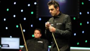 Всички от топ 16 прескочиха първия кръг на UK Championship