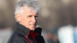 Иван Колев: Взехме си поука от мача в Габрово