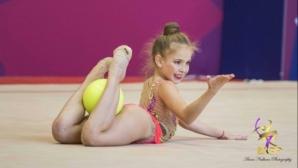 Четири финала за България при девойките на ЕП по художествена гимнастика в Киев