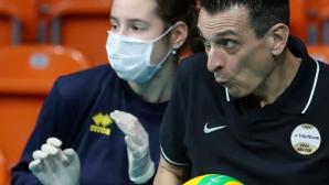 Джовани Гуидети пак с ласкави думи за Жана Тодорова, този път и за Мирослава Паскова