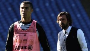 Пирло: Роналдо е уморен