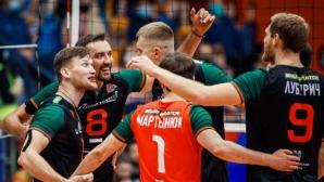 Пламен Константинов и Локо (Новосибирск) с драматична 5-а победа в Русия