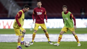 В Барселона се съгласиха за съкращаване на заплатите