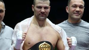 Тервел Пулев: Сърцето ми каза да се върна в болницата