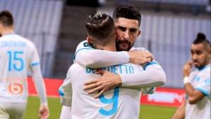 Четвърта поредна победа за Марсилия