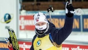 Тингес Бьо спечели спринта в Контиолахти, Синапов остана 44-ти