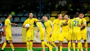 Изненадваща загуба за Олимпия, Лясков не влезе (видео)