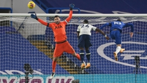 Моуриньо спря Челси и Тотнъм отново е на върха (видео)