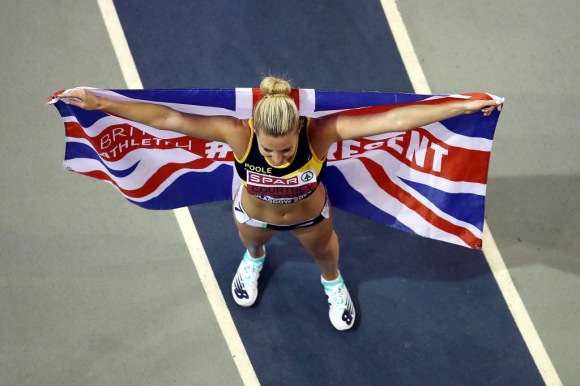 Шампионатът на Великобритания по лека атлетика в зала отново в Глазгоу