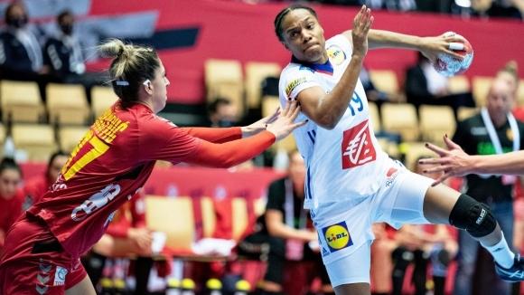 Франция започна с победа защитата на титлата си на Евро 2020 по хандбал за жени