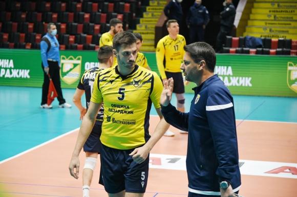 Атанас Петров: Когато играем добре, нормално е да...