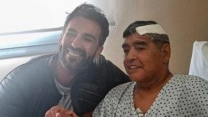 Личният лекар на Марадона отрече обвиненията