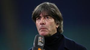 Германският футболен съюз обяви решението си за Льов