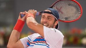 38-годишен италианец спечели 3-часов мач и е на 5 победи от любопитен рекорд