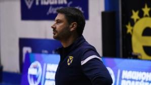 Атанас Петров: Момчетата се раздадоха и много искаха победата