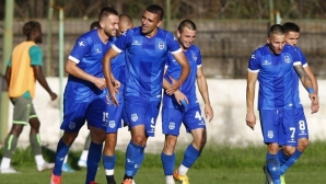 Още един отбор от Югозапад продължава с тренировките през декември
