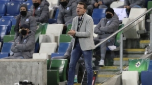 Таркович беше назначен на постоянен селекционер на националния отбор на Словакия по футбол