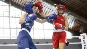 Румяна Александрова загуби на финал на Европейското първенство по бокс