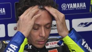 Валентино Роси е бил близо до отказване от MotoGP през 2012 година