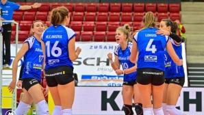 Мира Тодорова с 10 точки, Щутгарт с първа драматична загуба в Германия