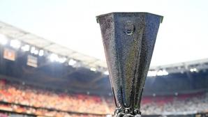 Станаха ясни 14 от участниците в елиминациите на Лига Европа