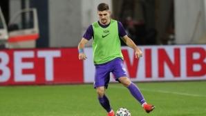 Няколко английски клуба напират за Боруков