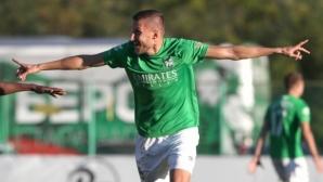 Пирин се качи на върха във Втора лига след труден успех в Радомир (видео)