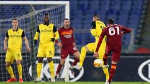 Калафиори след страхотния дебютен гол за Рома: Това е сбъдната мечта