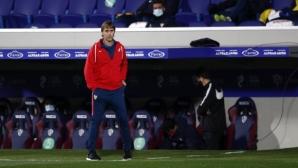 Лопетеги: Реал Мадрид е много по-опасен в тази ситуация