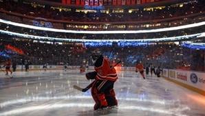 Местят с 2 седмици старта на НХЛ
