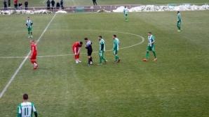 Марек пречупи Балкан с дузпи за Купата на АФЛ