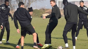 Тунчев обяви групата за Ботев (Враца), 18-годишен попадна в нея